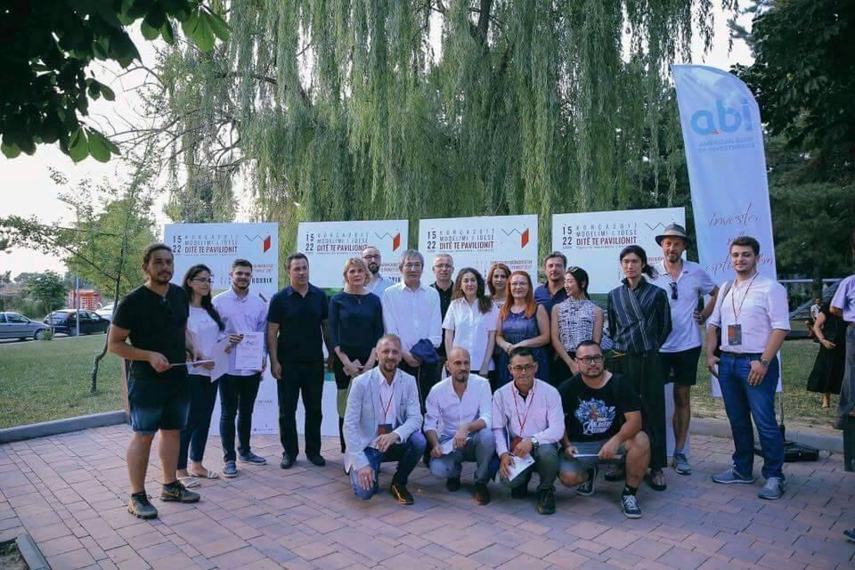 Pavilion Days In Korça: First International Architecture Symposium In Albania 2017