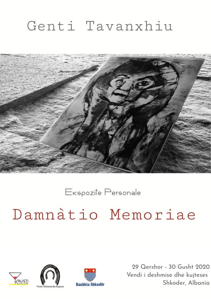 Damnation Memoriae , art by Genti Tavanxhiu